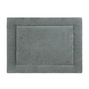 Boxkleed Sense zeegroen - 80x100