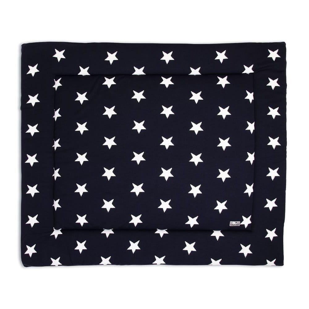 babys only 0910297 boxkleed 75x95 cm star marine wit 1