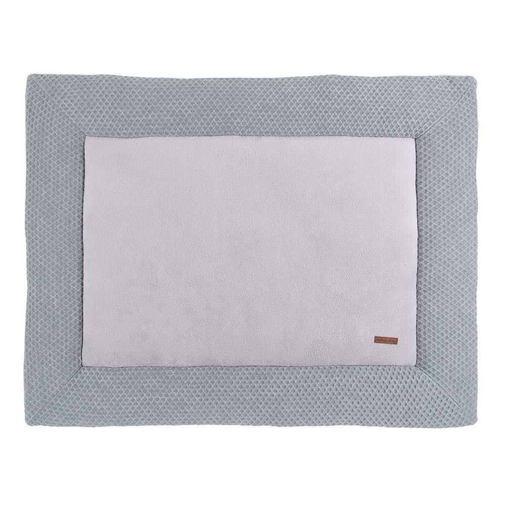 babys only 0250282 boxkleed 75x95 cm sun grijs zilvergrijs