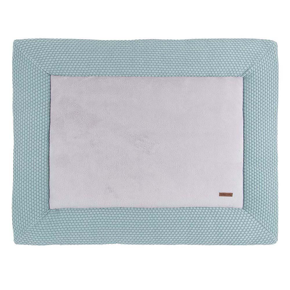 babys only 0251283 boxkleed 85x100 cm sun mint stonegreen