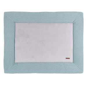 Boxkleed Sun mint/stonegreen - 80x100