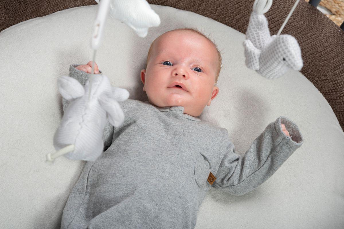 babys only bo340314022 boxpakje melange 56 grijs 2