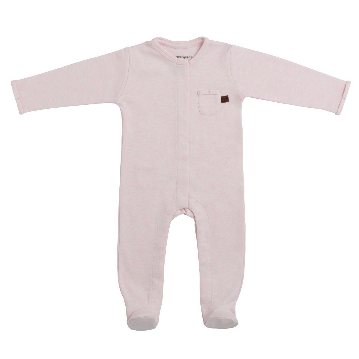 babys only 3546201 boxpakje met voetjes melange 62 classic roze 1