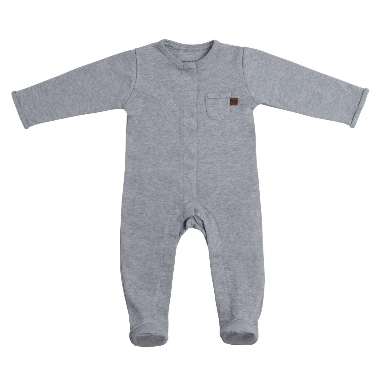 babys only 3545022 boxpakje met voetjes melange 50 grijs 1