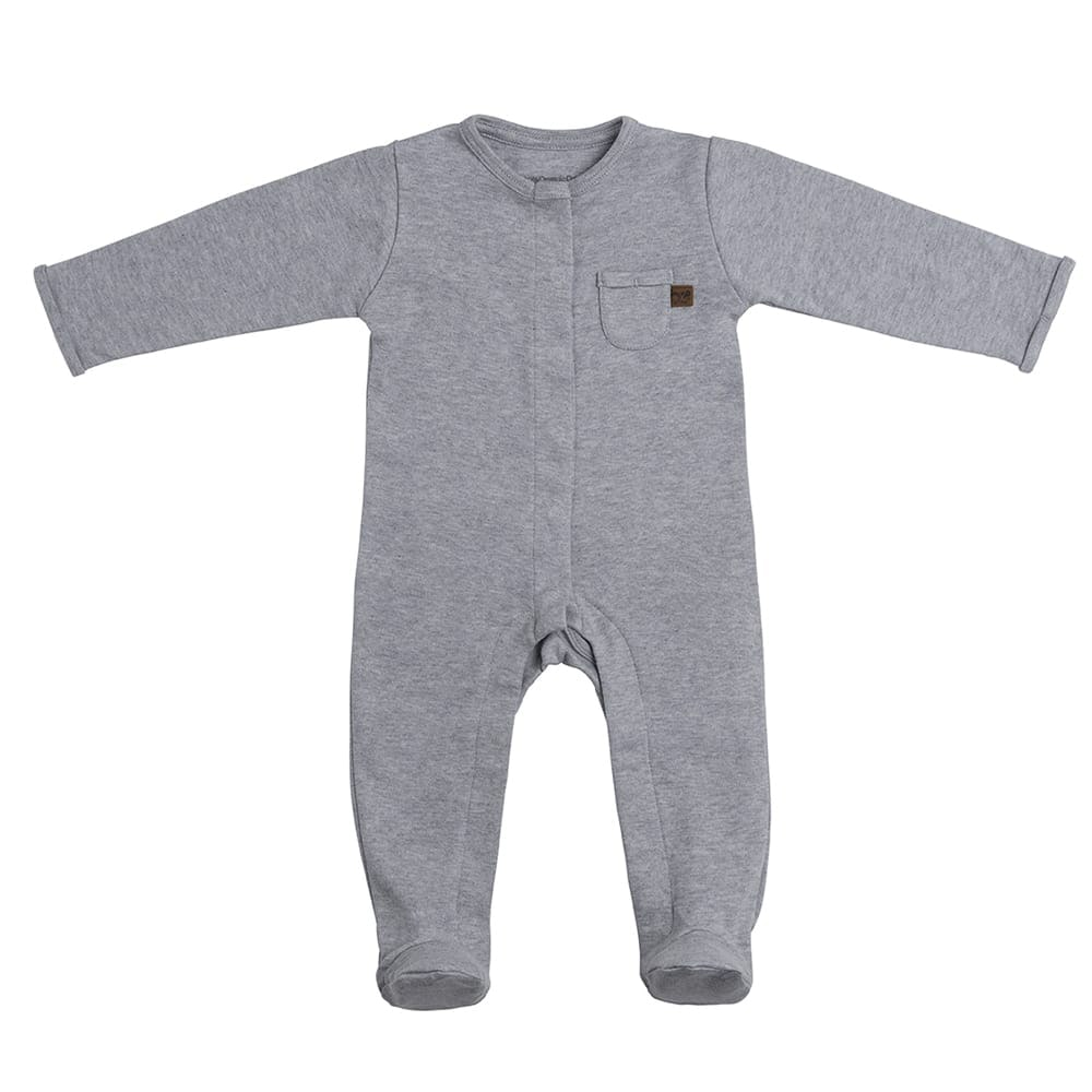 babys only 3545622 boxpakje met voetjes melange 56 grijs 1