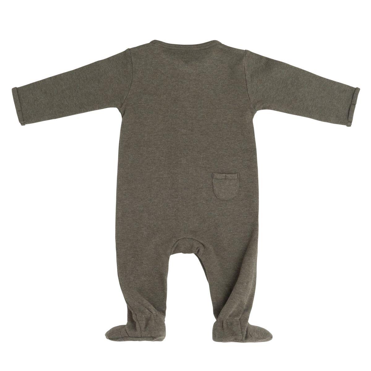 babys only 3546825 boxpakje met voetjes melange 68 khaki 2