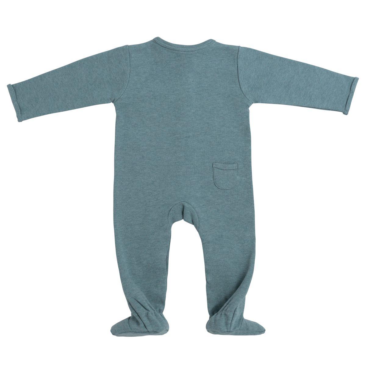 babys only 3545010 boxpakje met voetjes melange 50 stonegreen 2