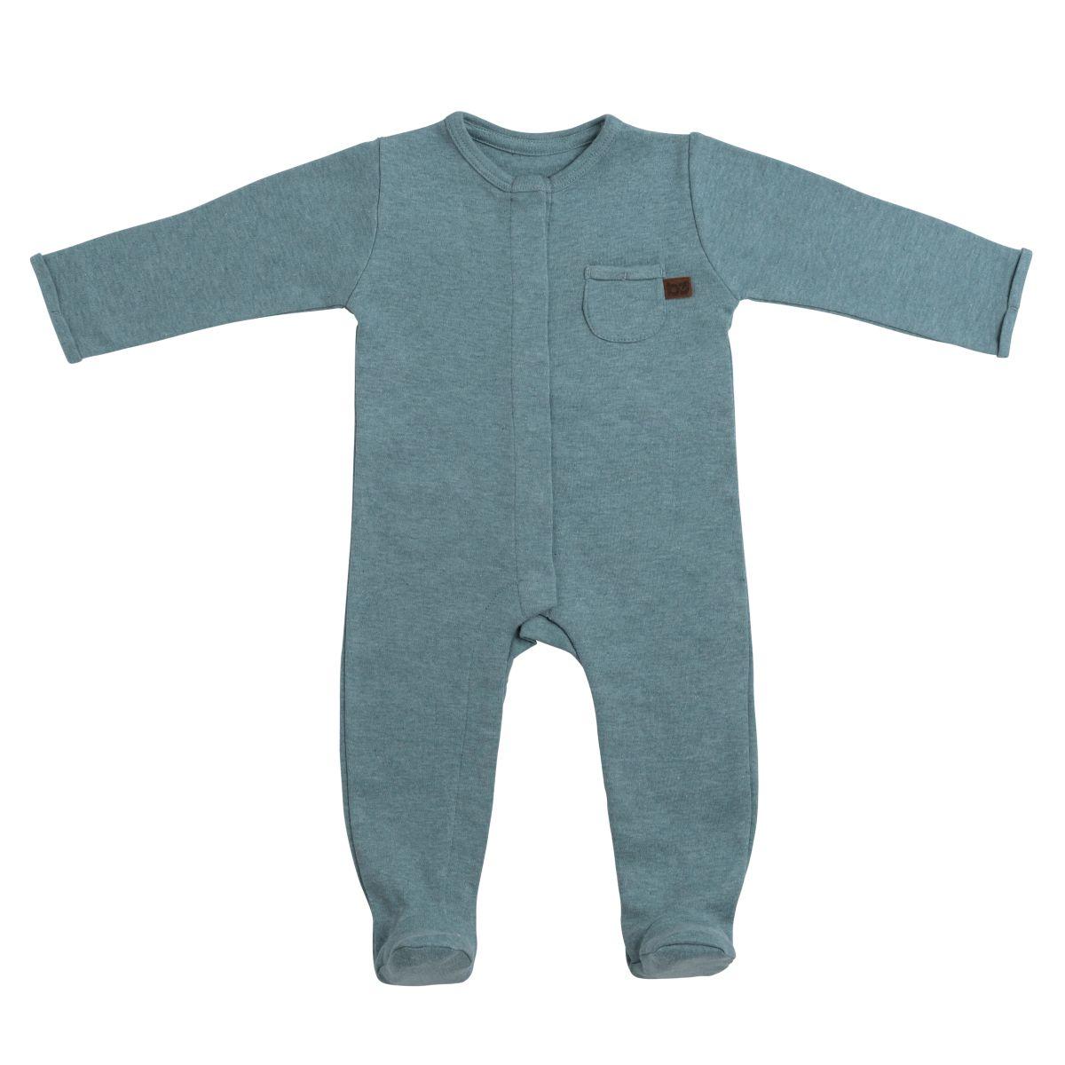 babys only 3546210 boxpakje met voetjes melange 62 stonegreen 1