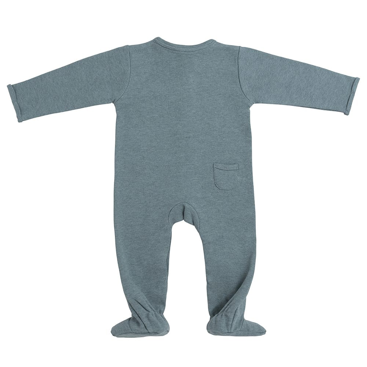 babys only 3546210 boxpakje met voetjes melange 62 stonegreen 2