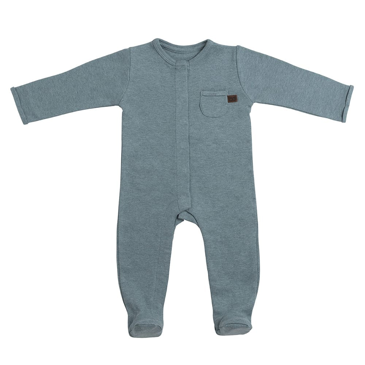 babys only 3546810 boxpakje met voetjes melange 68 stonegreen 1