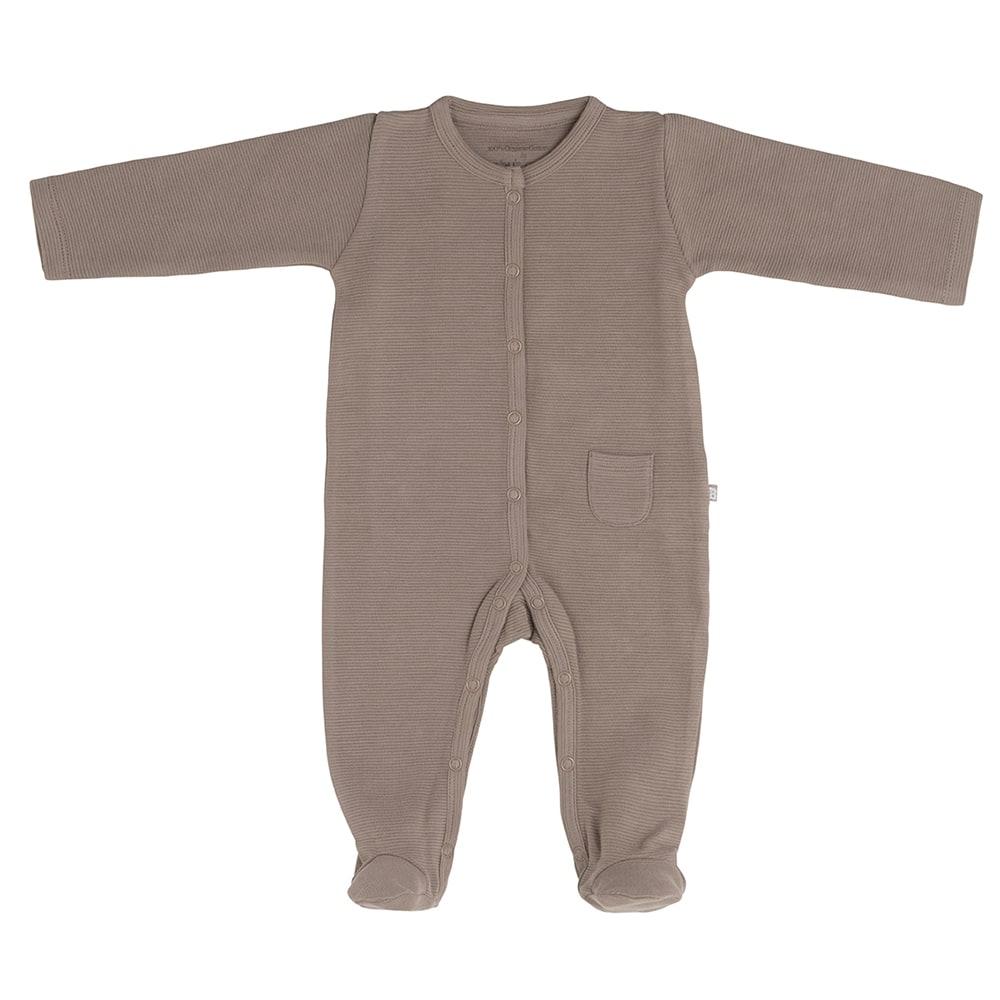 babys only bo341315039 pure boxpakje met voetjes mokka 1