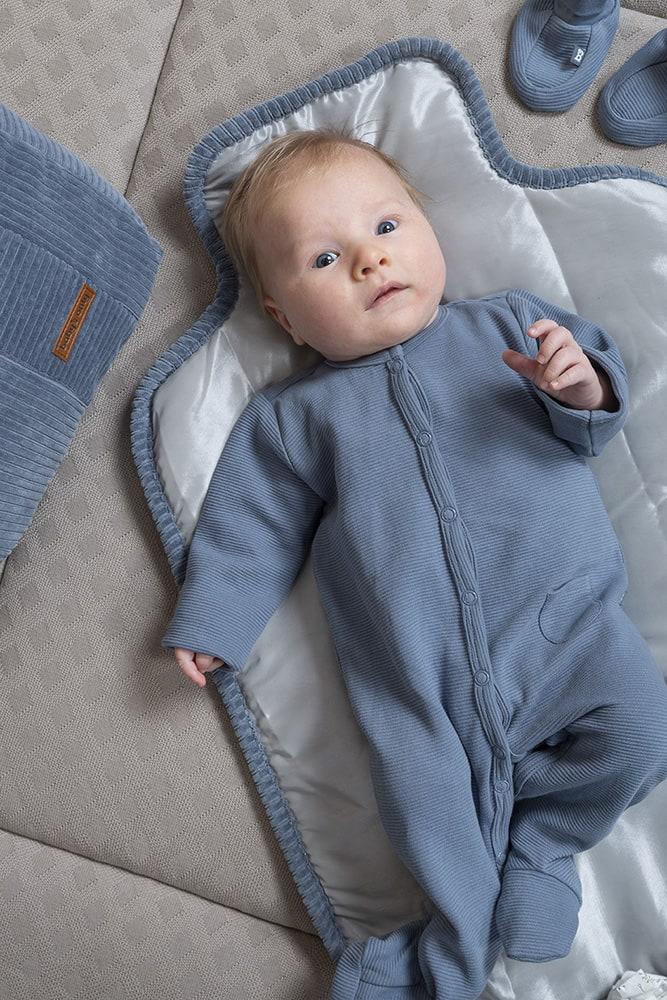 babys only bo341315038 pure boxpakje met voetjes vintage blue 3