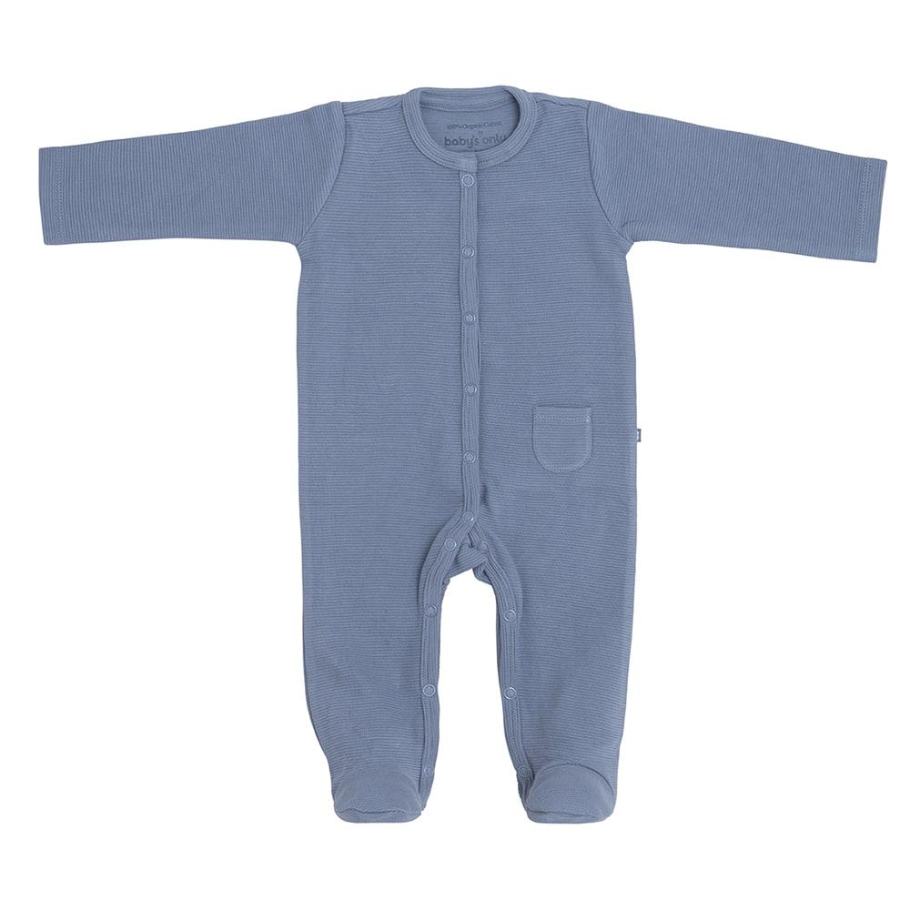 babys only bo341315038 pure boxpakje met voetjes vintage blue 1