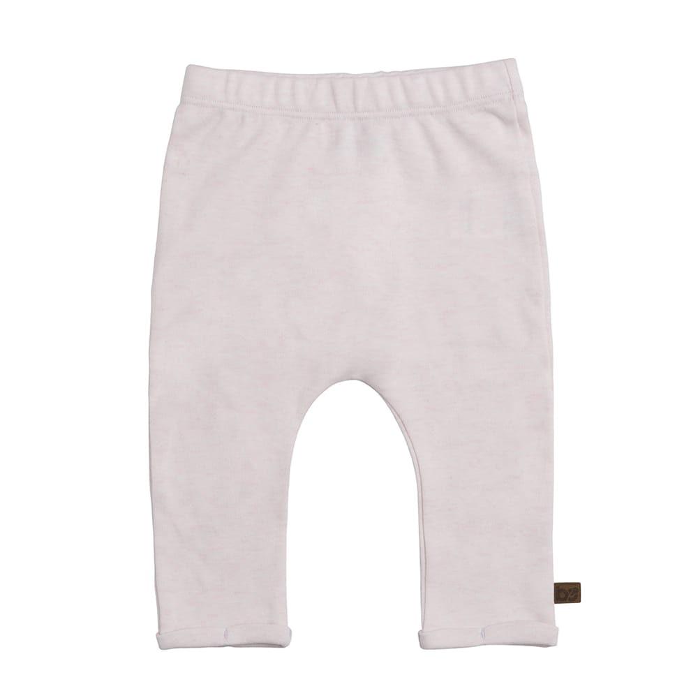 babys only 3435001 broekje melange 50 classic roze 1