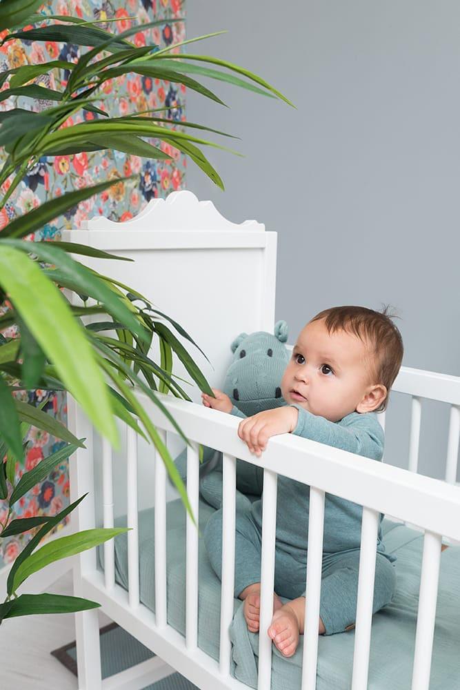 babys only 3436810 broekje melange 68 stonegreen 2