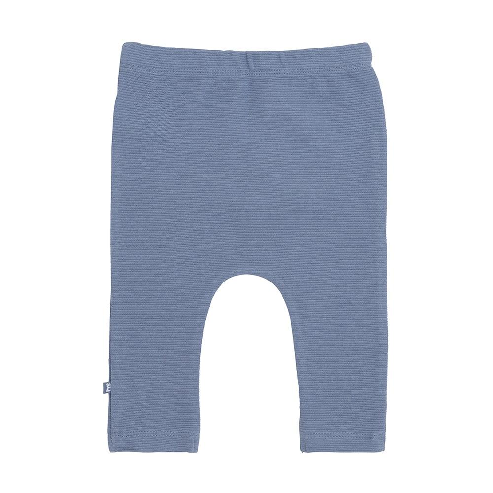 babys only bo341340038 pure broekje vintage blue 2