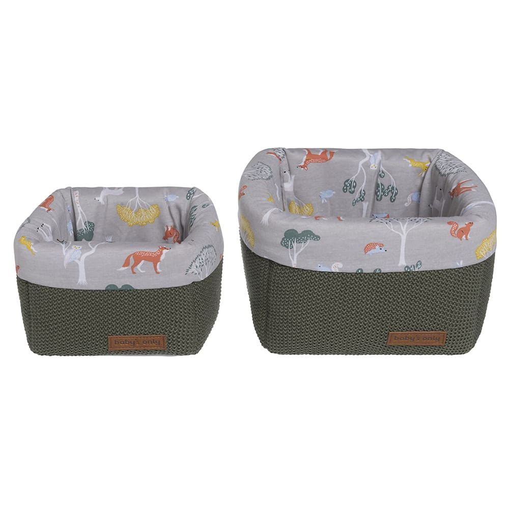 babys only 0263925 commodemandjes forest khaki 1