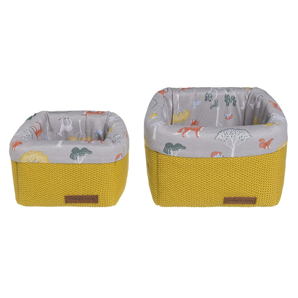 babys only 0263908 commodemandjes forest mustard 1