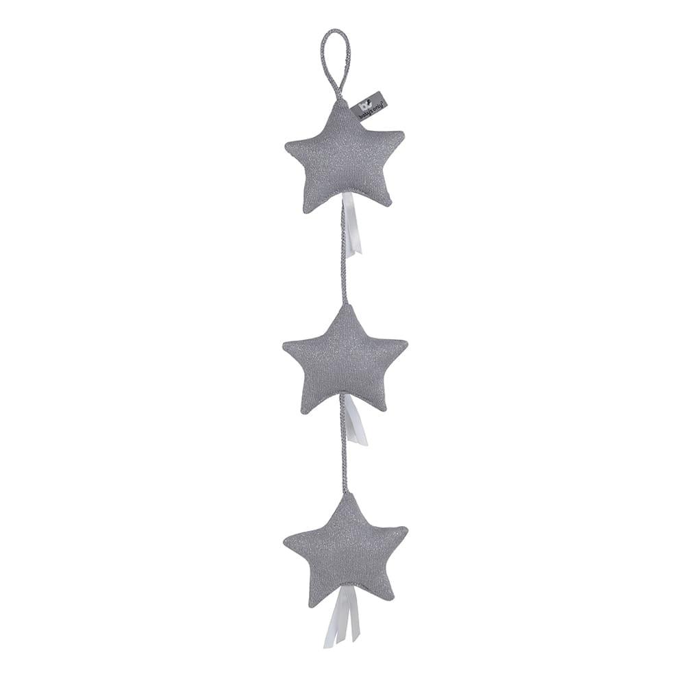 babys only 0403772 sparkle decoratieslinger zilvergrijs melee 1