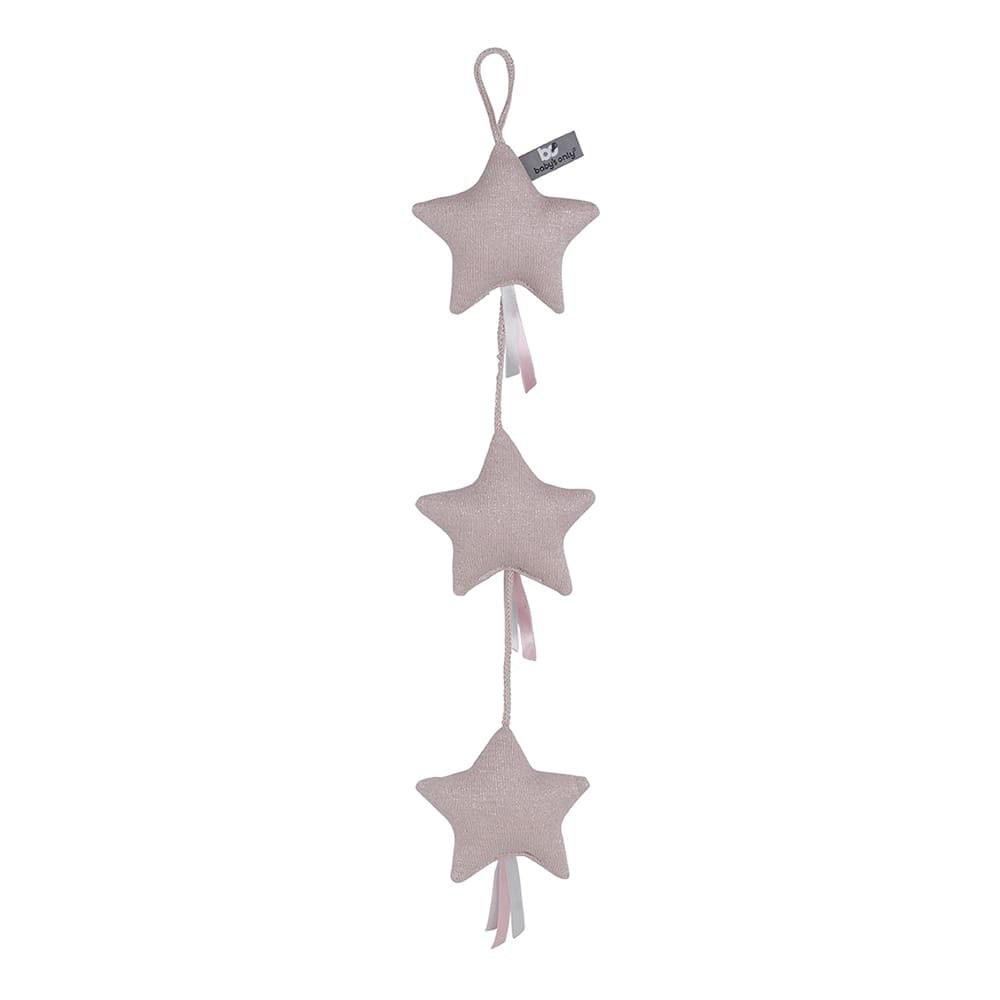 babys only 0403771 sparkle decoratieslinger zilverroze melee 1