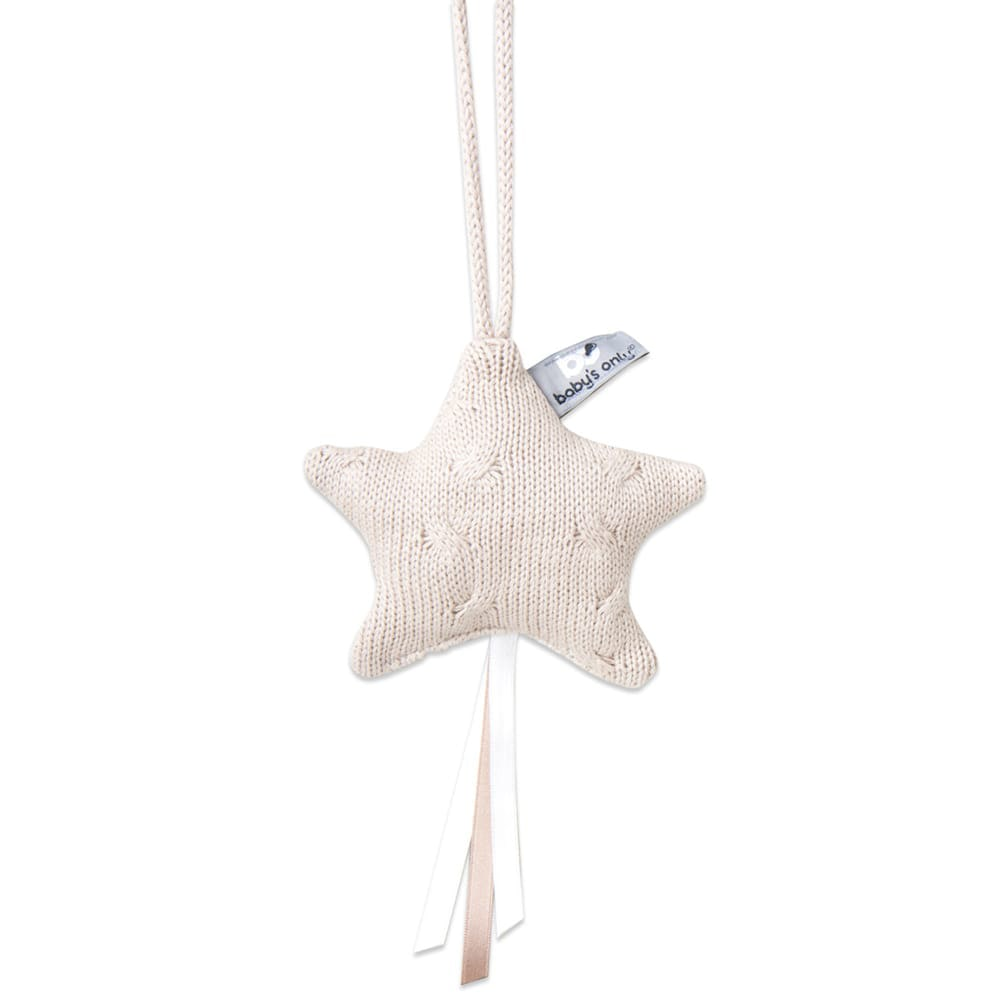 babys only 0133812 decoratiester cable beige
