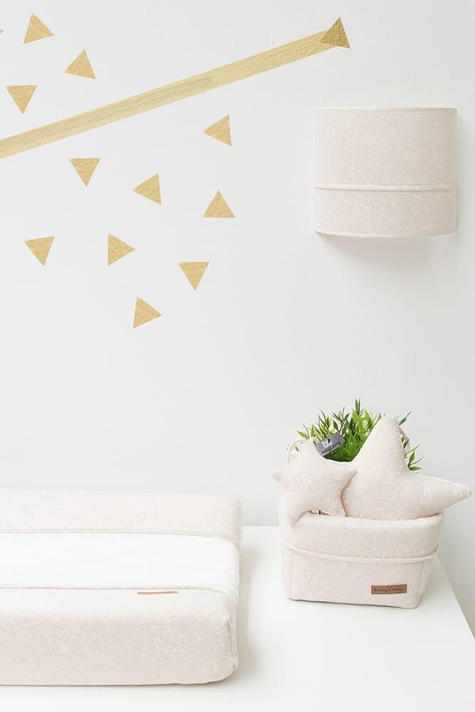 decoratiester sparkle goudmint mlee