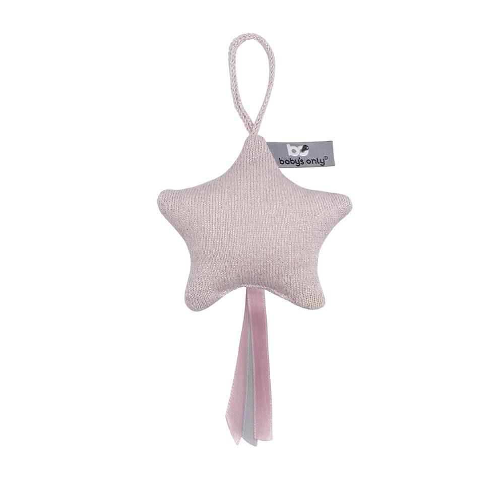 babys only 0403871 sparkle decoratiester zilverroze melee 1