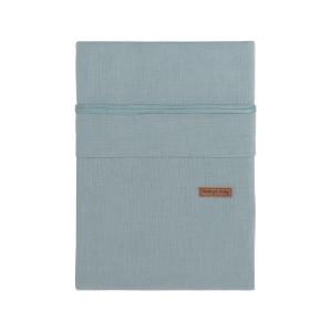 Dekbedovertrek Breeze stonegreen - 100x135