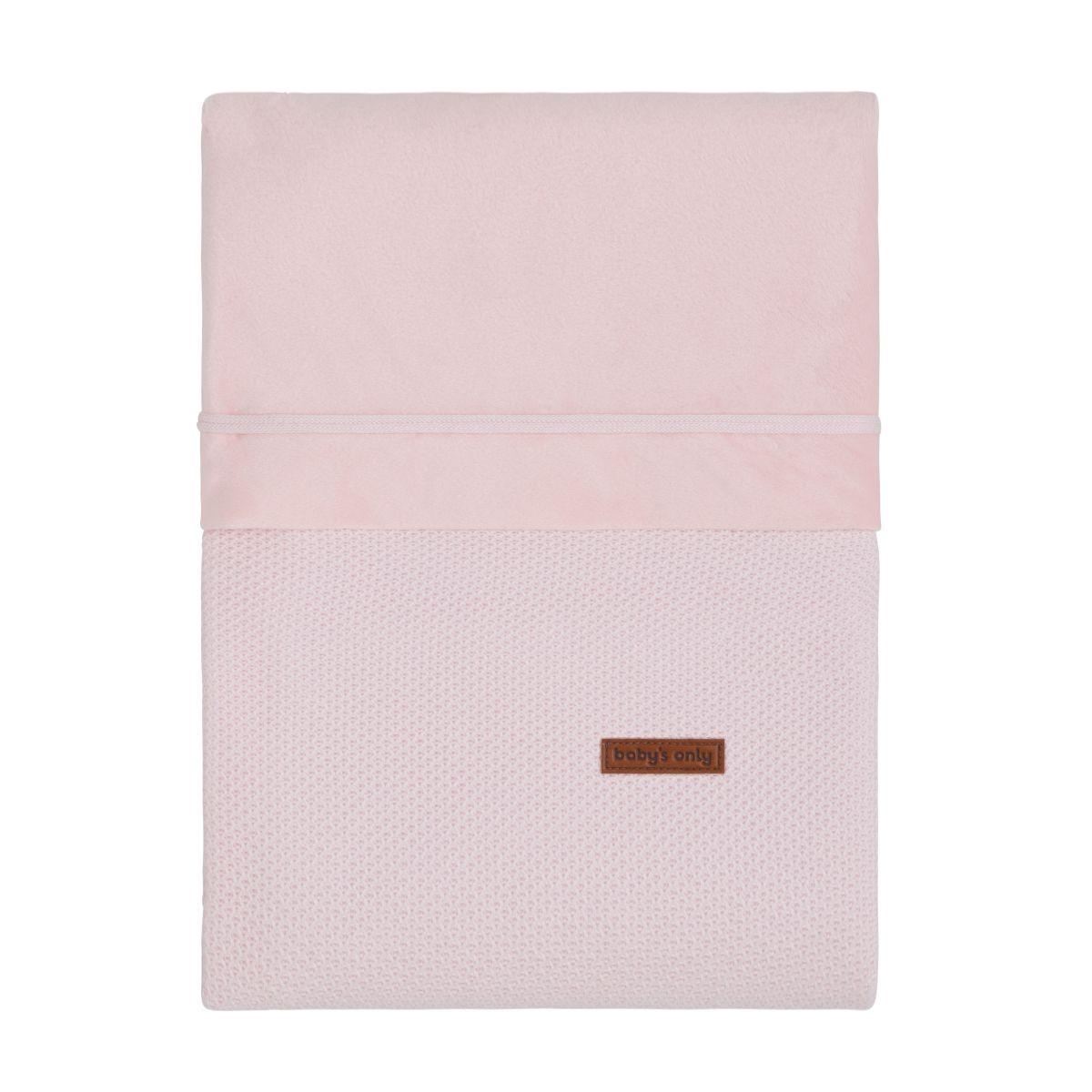 babys only 0200901 dekbedovertrek 100x135 classic roze