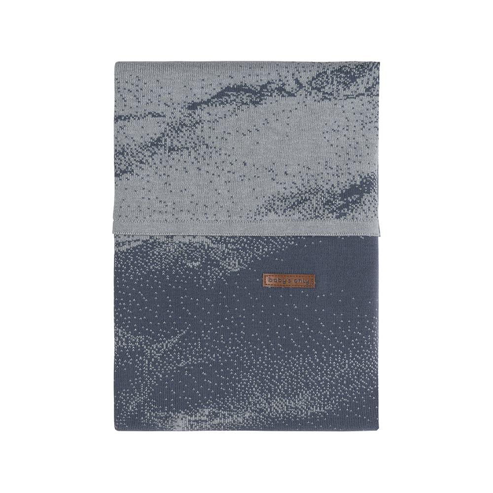 babys only 0210987 dekbedovertrek 135x100 marble granit grijs 1