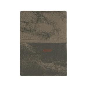 Dekbedovertrek Marble khaki/olive - 100x135