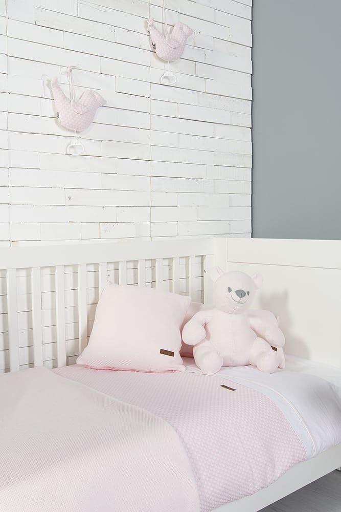 dekbedovertrek sun classic rozebaby roze 100x135