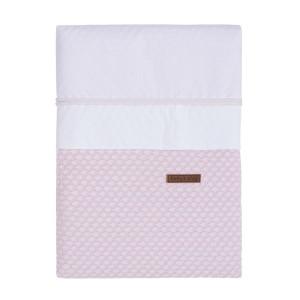 Dekbedovertrek Sun classic roze/baby roze - 100x135