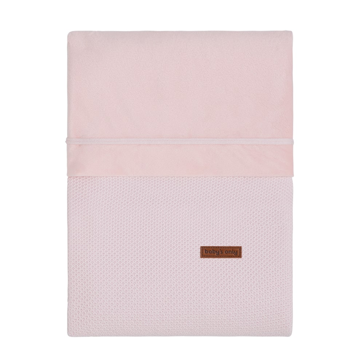 babys only 0200701 dekbedovertrek 80x80 classic roze