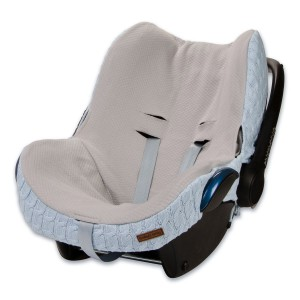 Hoes Maxi-Cosi 0+ Cable baby blauw