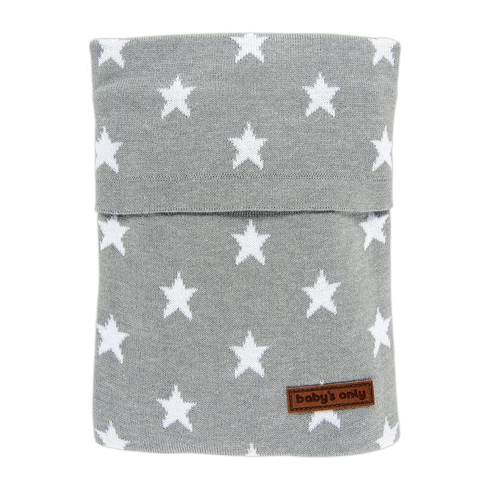 babys only 0916795 hoes zensy kruik star grijs wit