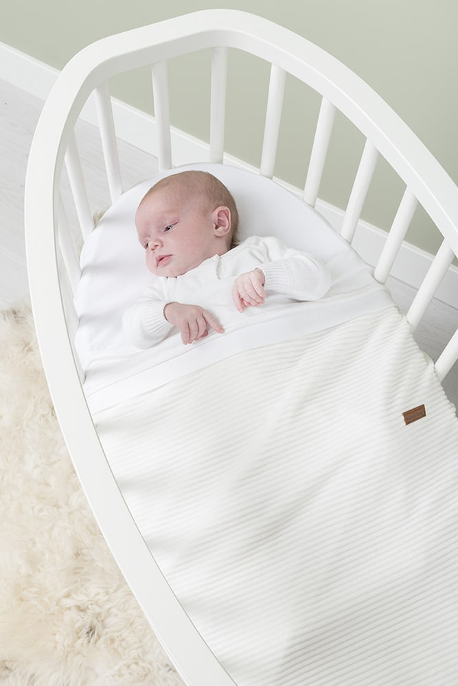babys only 0768419 hoeslaken 40x80 wit2