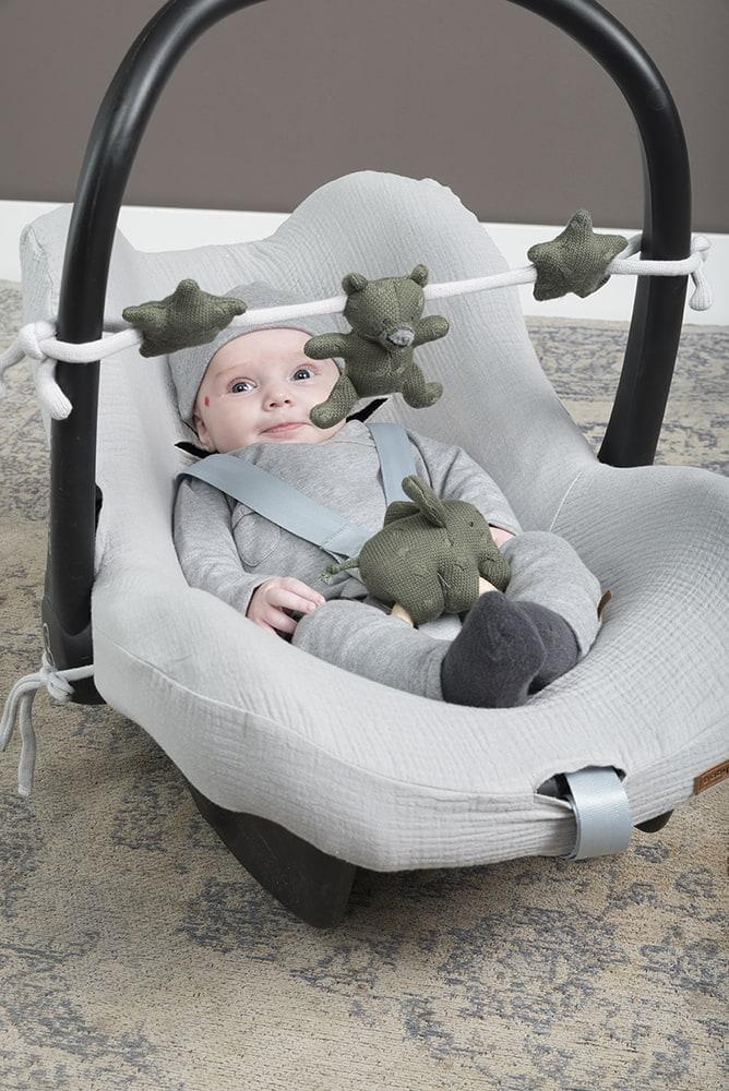 babys only bo81305402550 rammelaar olifant khaki 2