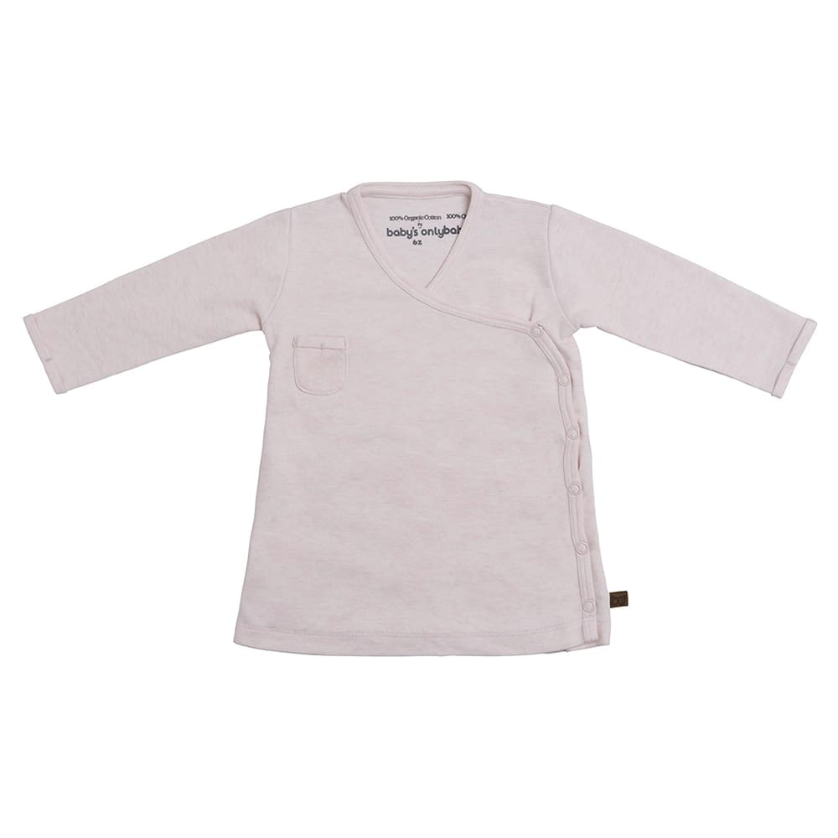 babys only 3506201 jurkje melange 62 classic roze 1