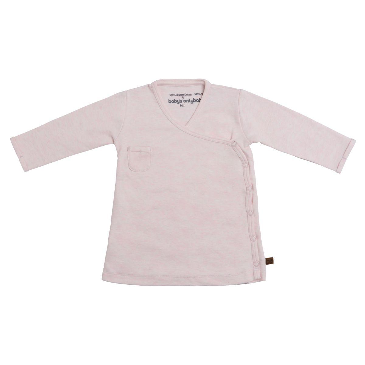 babys only 3506801 jurkje melange 68 classic roze 1