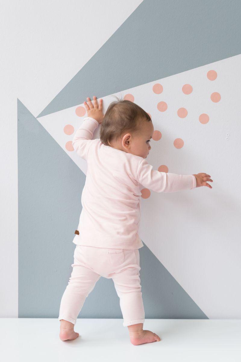 350 babys only jurkje melange 4