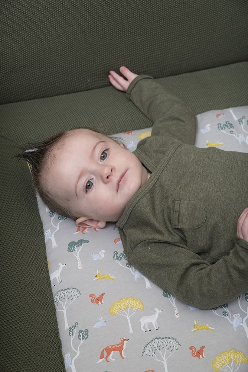 350 babys only jurkje melange 2