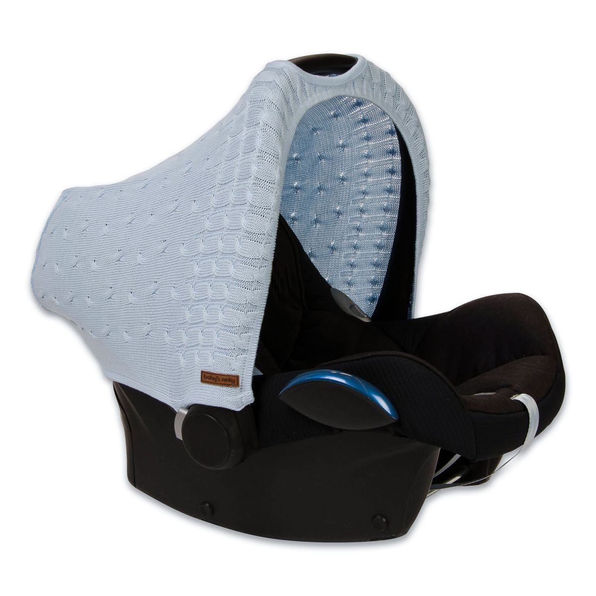 babys only 0465620 kap maxicosi cable baby blauw