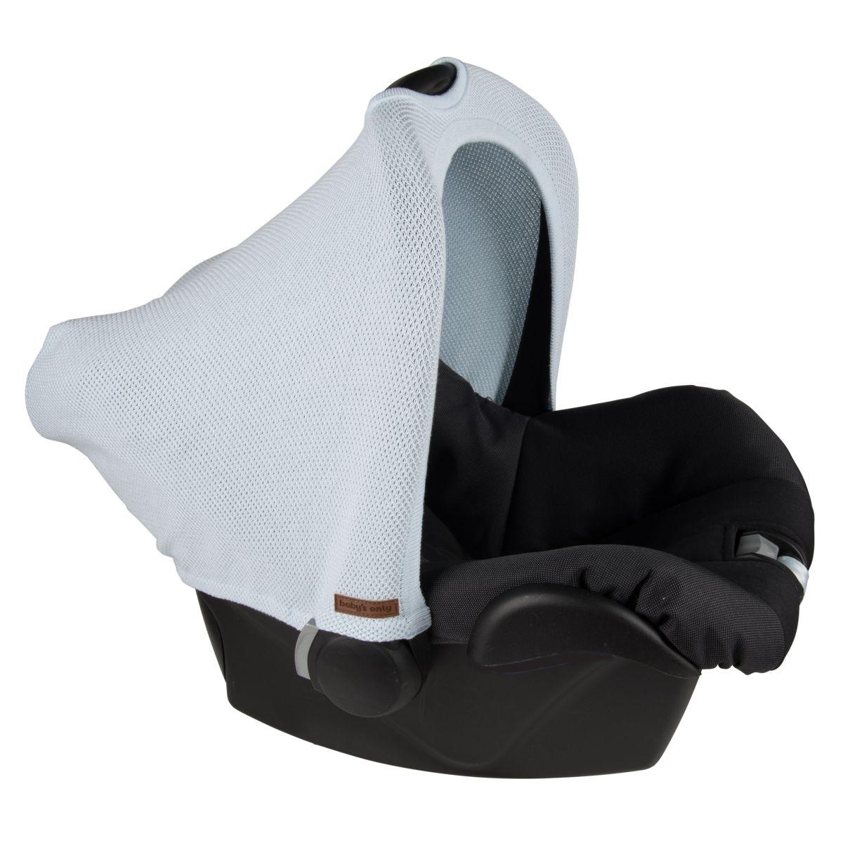 babys only 0205606 zonnekap classic poederblauw