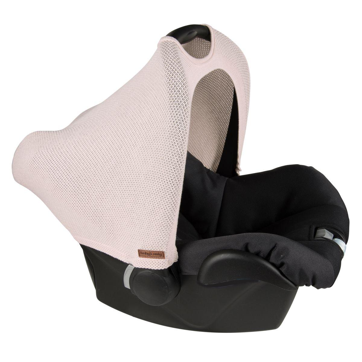 babys only 0205601 zonnekap classic roze