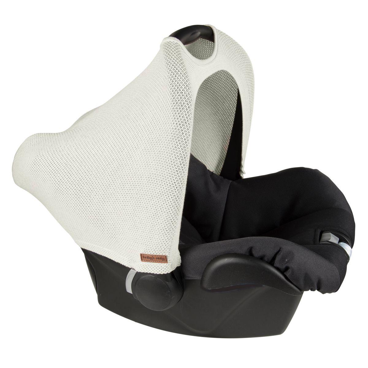 babys only 0205600 zonnekap classic wolwit