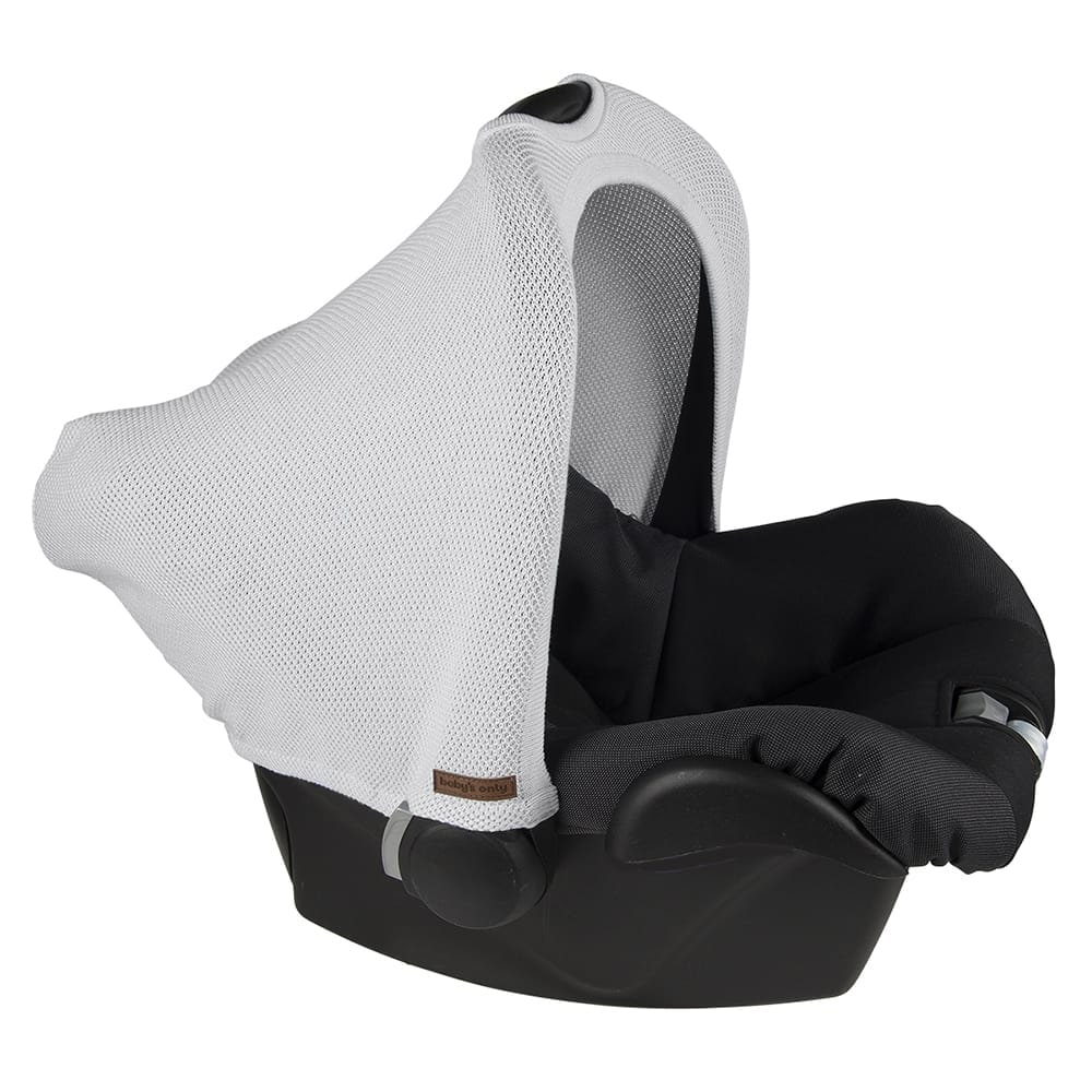 babys only 0205602 zonnekap classic zilvergrijs