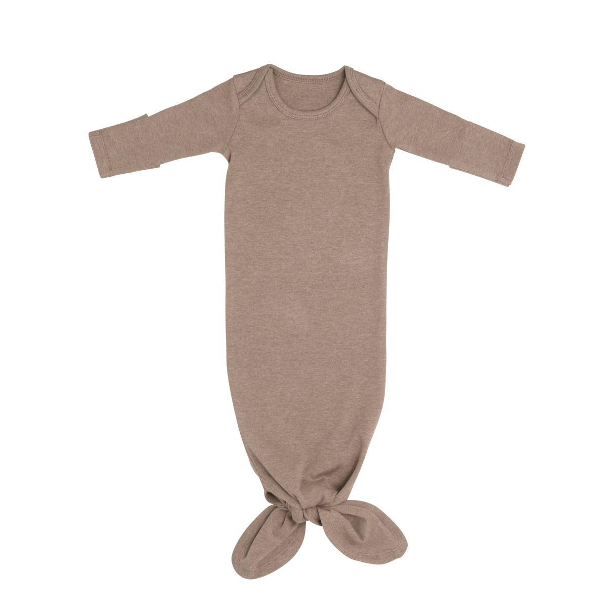 babys only bo340324041 melange knooppakje clay 1