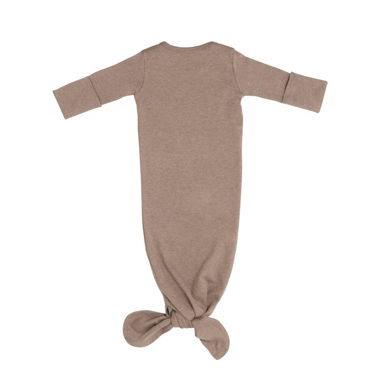 babys only bo340324041 melange knooppakje clay 2