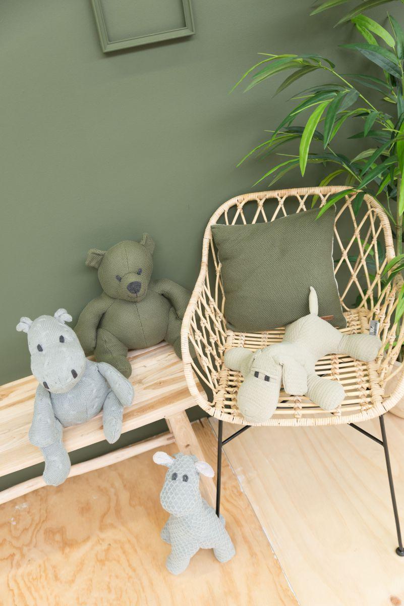 babys only bo020619002 classic knuffelbeer 35 cm zilvergrijs 2